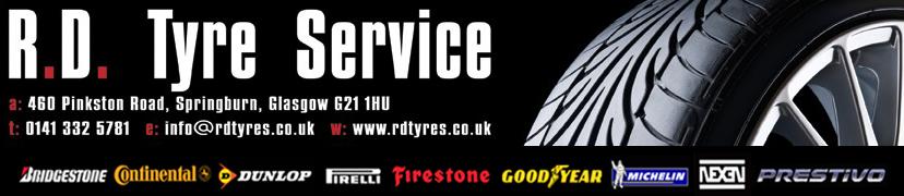 R.D. Tyre Service